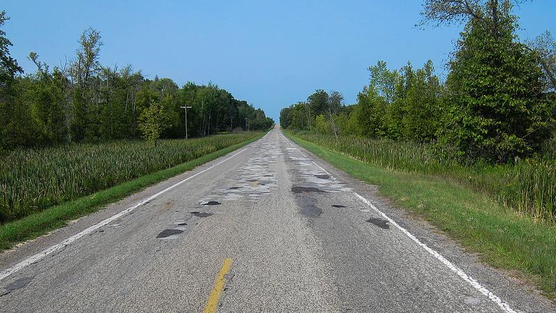 RoughRoad_road
