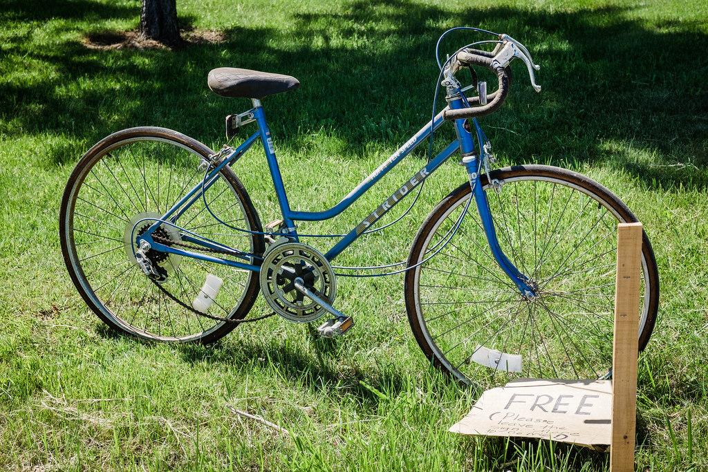 Free-Strider-Bike