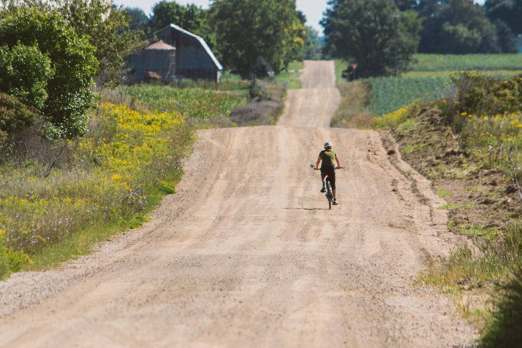 Sunday Dirt (Roads) | The Soiled Chamois