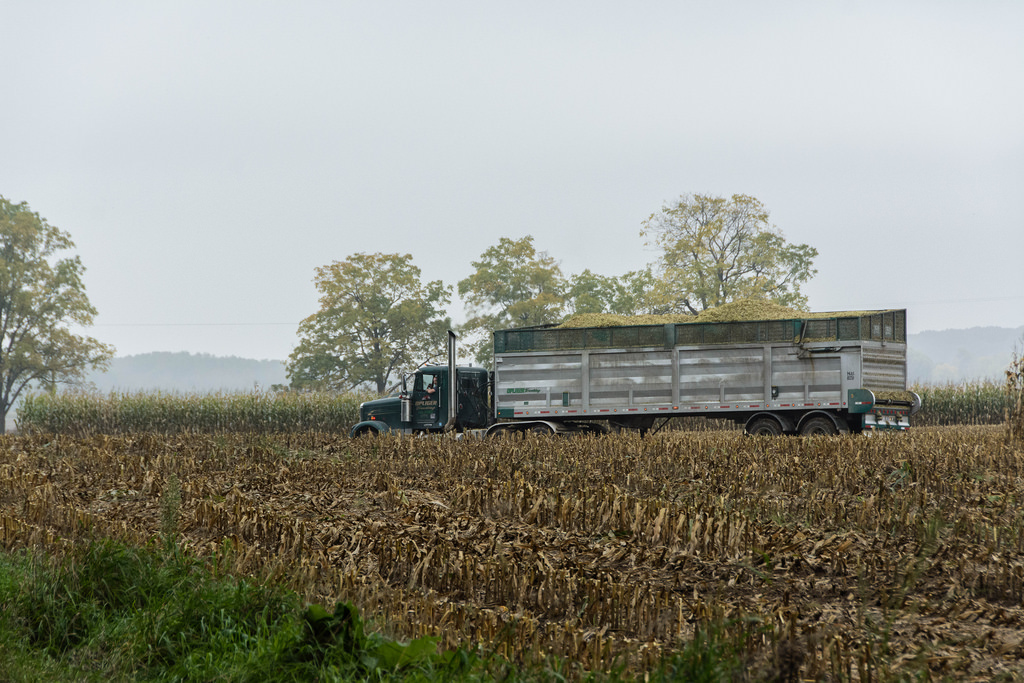 corn-truck