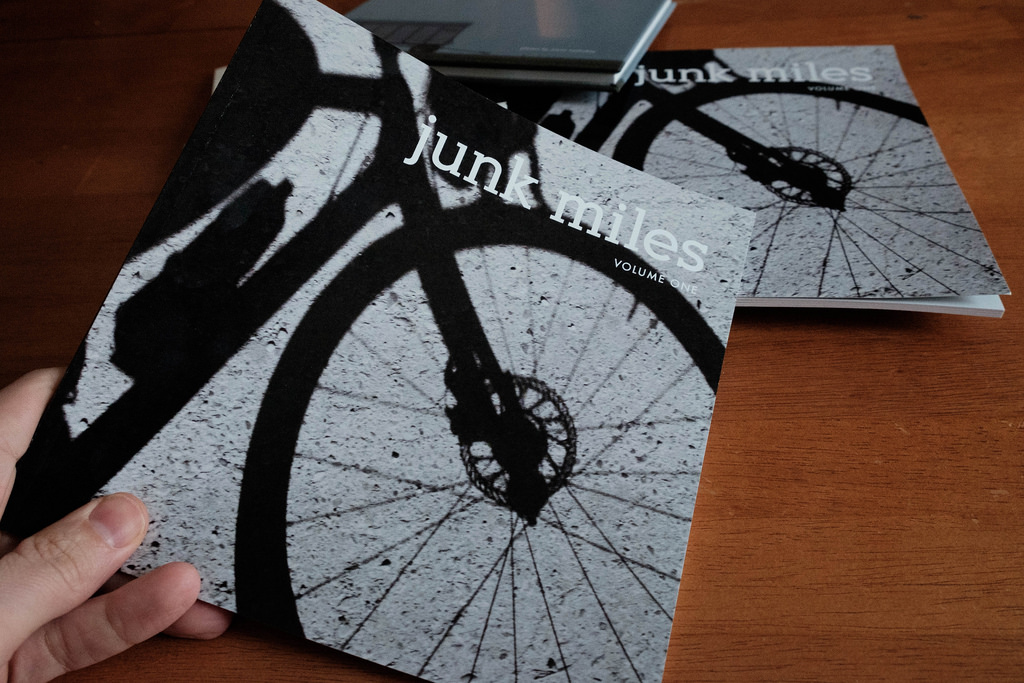 Junk Miles photo book Volume One