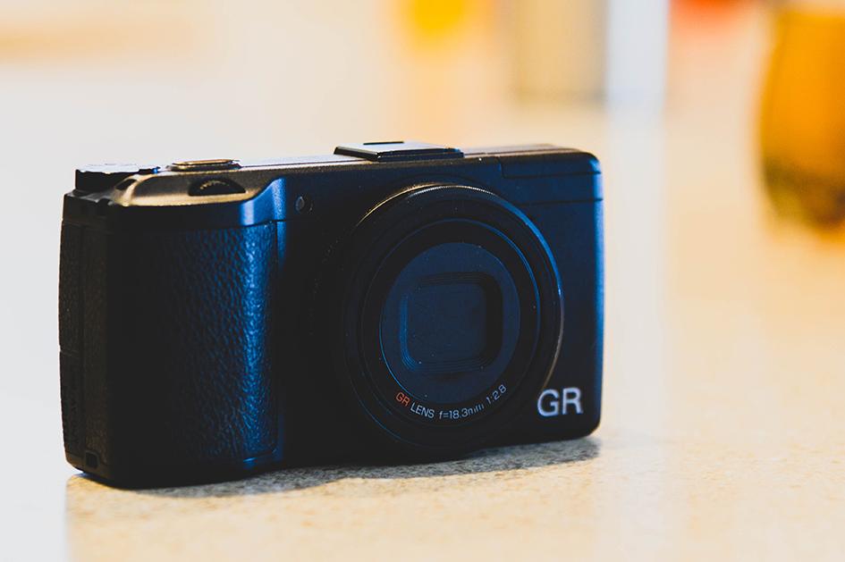 Ricoh Digital GR